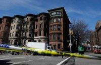 В Нью-Йорке на съемках фильма погиб пожарный