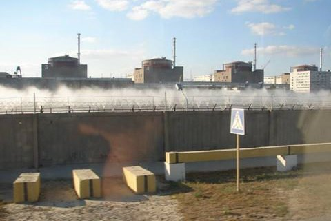 На Запорізькій АЕС стався збій на першому енергоблоці