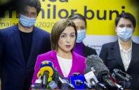 Санду скликає Раду безпеки через майно Молдови в Україні
