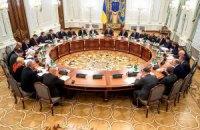 РНБО схвалила зміну закону про воєнний стан