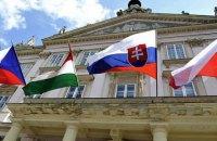Главы правительств Вышеградской четверки соберутся на экстренное заседание из-за России