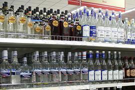 В Украине подорожает водка