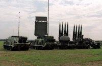 В Херсонской области начались испытания зенитных ракет средней дальности