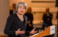 Мей наполягає на британських умовах зони вільної торгівлі з ЄС після Брекзиту