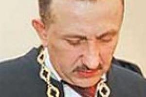 Экс-судья Зварич не дает никаких показаний