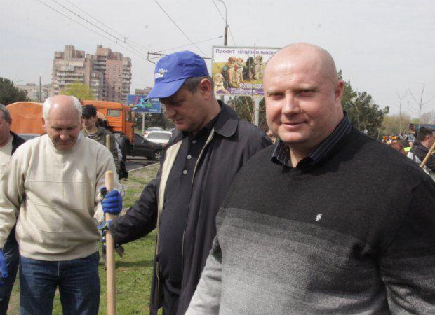 Геннадий Темник, министр ЖКХ