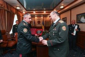 Нацгвардии Украины и Грузии договорились о долгосрочном сотрудничестве