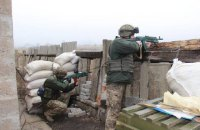 Боевики на Донбассе 38 раз обстреляли силы АТО 29 января