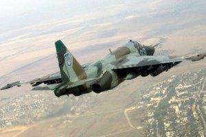 У РНБО розповіли, як російський літак намагався збити український Су-25