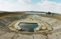 Окупаційна влада вирішила забезпечити північ Криму водою з Тайганського водосховища
