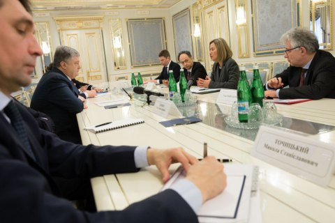 «Газпром» потерял стиль качественного партнера дляЕС иУкраины— Порошенко