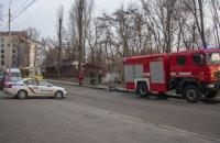 В Киеве во время пожара в люке теплотрассы нашли тела троих людей
