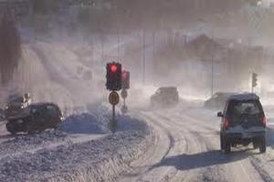 Рейкьявик пережил крупнейший снегопад за 90 лет