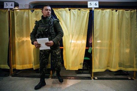 ЦВК як виняток створила спецдільниці для голосування військових у зоні ООС