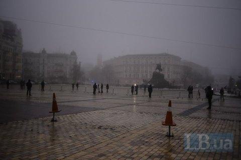 Київська влада спростувала аномальне забруднення повітря