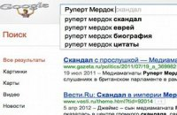 """На Google подали жалобу за """"антисемитские"""" поисковые подсказки"""