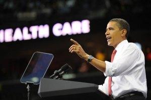 Обама официально стал кандидатом в президенты США