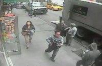 В Эквадоре задержан подозреваемый в краже 36 кг золота у инкассаторов в Нью-Йорке