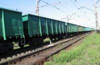В Мостисках грузовой поезд сбил насмерть мужчину, который перебегал пути