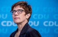 Міністерка оборони Німеччини: Росія становить безпосередню загрозу безпеці в Європі