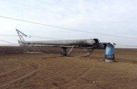 Украина считает форс-мажором срыв энергопоставок в Крым