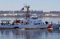 США безкоштовно передадуть ВМС України два патрульні катери Island