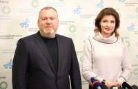 Самые высокие показатели по внедрению инклюзивного образования - в Днепропетровской области, - Марина Порошенко