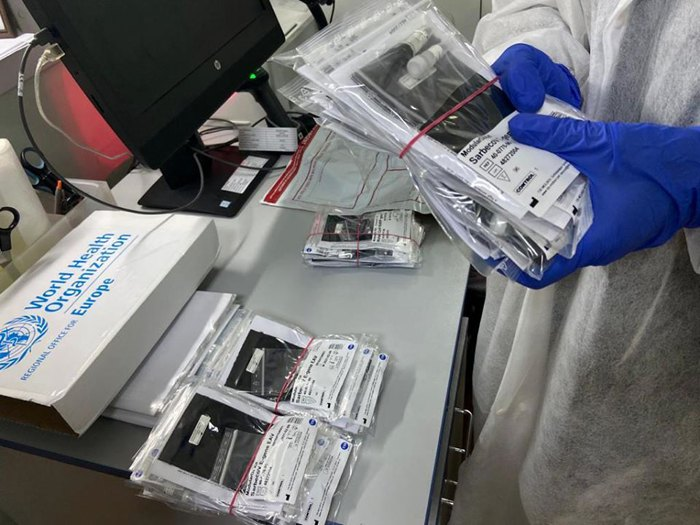 коронавирус культивирование