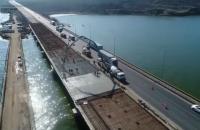 В Укравтодорі показали ремонт на Хаджибейському мосту і обіцяють ще 150 оновлених мостів