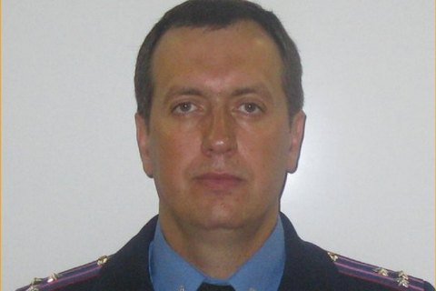 Луценко звільнив з ГПУ скандального полковника міліції через кілька днів після призначення