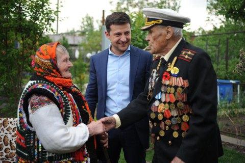 Зеленский в День памяти и примирения поздравил капитана ВМС СРСР и связную УПА