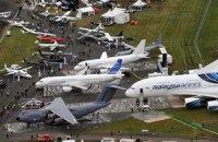 Украинский Ан-178 вызывает интерес на авиасалоне Farnborough