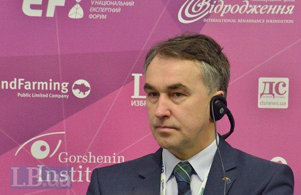 Пятрас Ауштрявичус, депутат Европейского Парламента, член Комитета по международным делам ЕП, основатель группы Friends of European Ukraine