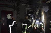 В Одесі у пожежі загинув чоловік