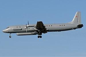 Латвійська армія повідомила про перехоплення російського літака
