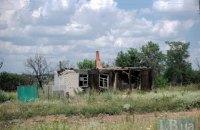 С начала суток на Донбассе зафиксировано 5 обстрелов со стороны боевиков