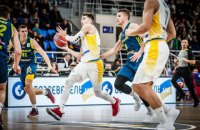 Українські баскетболісти розгромили чемпіонів Європи у відборі на ЧС-2019