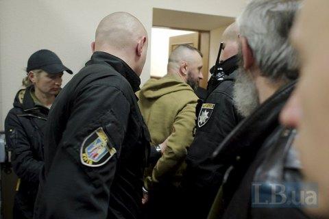 Підозрюваний у вбивстві Шеремета Антоненко відмовився давати показання слідчому