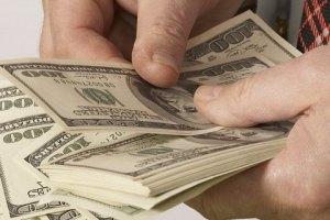 В ноябре украинцы скупили в банках $1,5 млрд