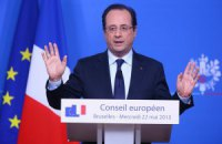 Президент Франції попередив про можливе загострення ситуації в Україні