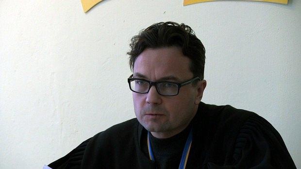 Суддя Юрій Овсієнко
