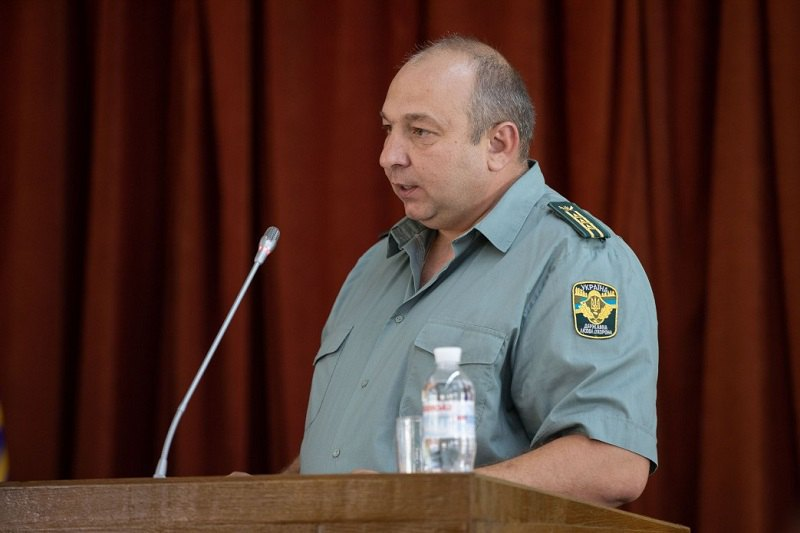 Директор ДП «Жовтневе лісове господарство» Руслан Чагаровський.