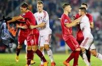 """Сербы на стадионе скандировали: """"Убивай албанцев"""", - ассоциация футбола Албании"""