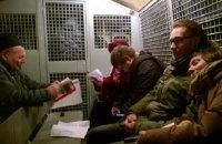 В Москве в День Конституции задержаны 15 читавших пародию на Основной закон активистов