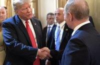 Трамп засумнівався, що зустрінеться з Путіним у Парижі