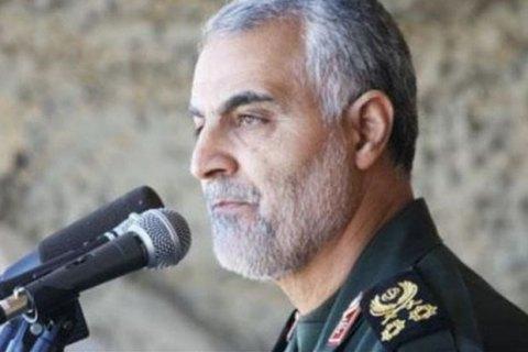 Путін порушив санкції ООН, прийнявши іранського генерала