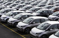 Власти Киева намерены создать сеть проката электромобилей