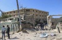 Терористи зі стріляниною намагалися захопити будівлю уряду в столиці Сомалі