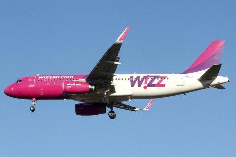 Wizz Air скасовує частину рейсів з Києва