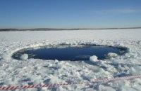 В России не могут найти обломки метеорита